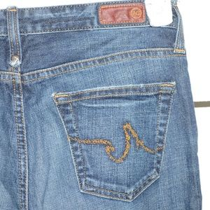 AG Adriano Goldscmied womens jeans size 28 x 33